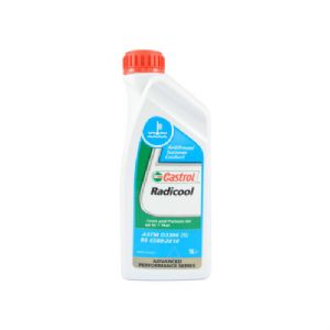 CASTROL RADICOOL CONCENTRATE. Motorcycle Coolant: 1Ltr